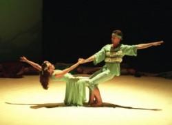 Carl Orff: Carmina Burana.  Győri Balett