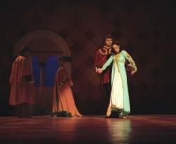 Rómeó és Júlia    Győri balett
