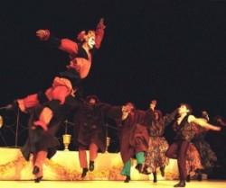 Gulliver Úr Utazásai.   Győri Balett