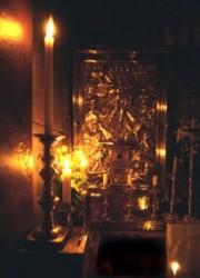 A Szent Sír, angyal kápolna.