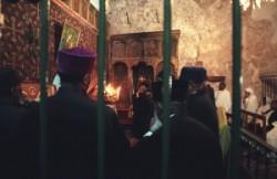 Szent Mihály kápolna jeruzsálem