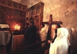 Szent Mihály kápolna, szentsír templom, jeruzsálem keresztény negyede, izrael, óváros