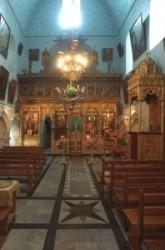 Szent Jakab kápolnája_Görög orthodox kápolna_Jézus Krisztus_feltámadás_húsvét_jeruzsálem_Úrunk Jézus Krisztus feltámadt