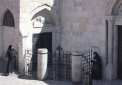 A keresztút harmadik állomása, III. stáció