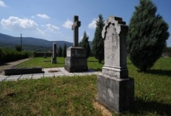 Rencei temető.