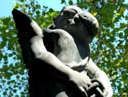 Budapest Fiumei úti sírkert.