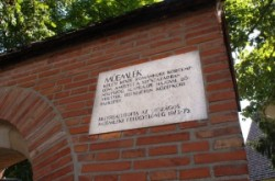 Szalonna, Református templom.